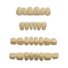 20 комплектов стоматологических материалов протез зубов полный набор ложных зубов отбеливание зубов Модель Стоматологическая лаборатория стоматологический имплантат