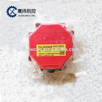 CNC machine used Alpha iA16000 pulsecoder  servo motor enocder A860-2001-T321 used m servo motor hf kp23k page 3