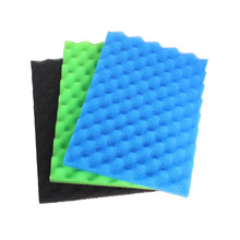 Compatible Fish Pond Filter Foam Sponge Set Fit for Lotus Green Genie 12000