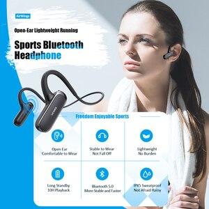 Image 2 - Ucomx G56 Thể Thao Tai Nghe Bluetooth Mở Tai Nghe Nhét Tai Không Dây Tai Nghe Nhét Tai 10H Phát Lại Tai Nghe Bluetooth Cho Iphone Samsung Xiaomi