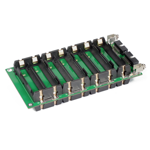 Image 4 - 48v potência parede 18650 bateria titular 48v, bateria bloco de lítio equilibrador pcb 13s 14s 20a 45a bateria ebike bms para diy