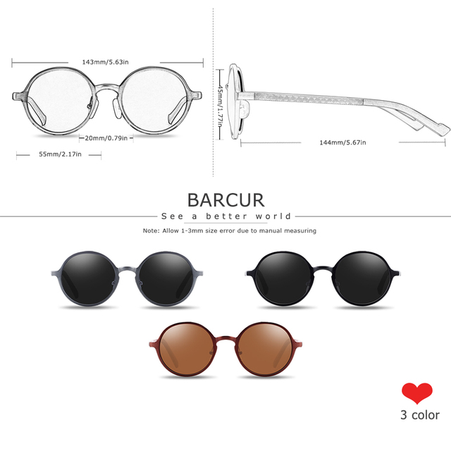UV400 Retro Style Sunglasses  4