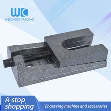 KDT240 heavy-duty machine tool adjustable shim, precision two-layer shock absorption level adjustment angle iron shim
