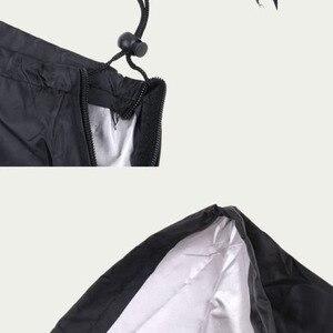 Image 2 - Водонепроницаемый тканевый Открытый Зонт с бананом, покрытие для сада, всепогодный патио, консольный зонт, дождевик, аксессуары
