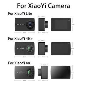 Image 2 - SnowHu Kit de accesorios para Xiaomi YI 4K, trípode, monopié, correa para trucos, adaptador de montaje para YI 4K + para YI Lite, cámara GS27