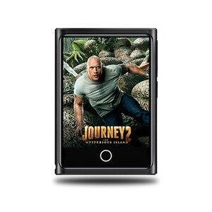 Image 3 - RUIZU M2 8 GB/40 GB w pełni dotykowy ekran odtwarzacze Bluetooth przenośna muzyka Audio z radiem FM nagrywanie E book odtwarzacz wideo MP4