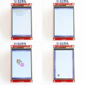 Image 4 - Schermo LCD TFT seriale SPI da 3c 3,5 pollici 480x320 a caldo con Driver pannello pressa IC ILI9488 per MCU