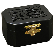 Kids Music Box Hollowed Out Gift Wind Up
