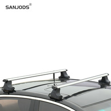 цена на SANJODS Car Roof Rack Installed By Hooks Crossbars Roof Racks Compatible Without Roof Side Rails