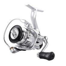 ZEUS HP fishing reels spinning 6+1BB 1000 2000 3000 4000 6000 8000 10kg Max drag Gear ratio 5.1:1/5.0:1 reel fishing carretilha