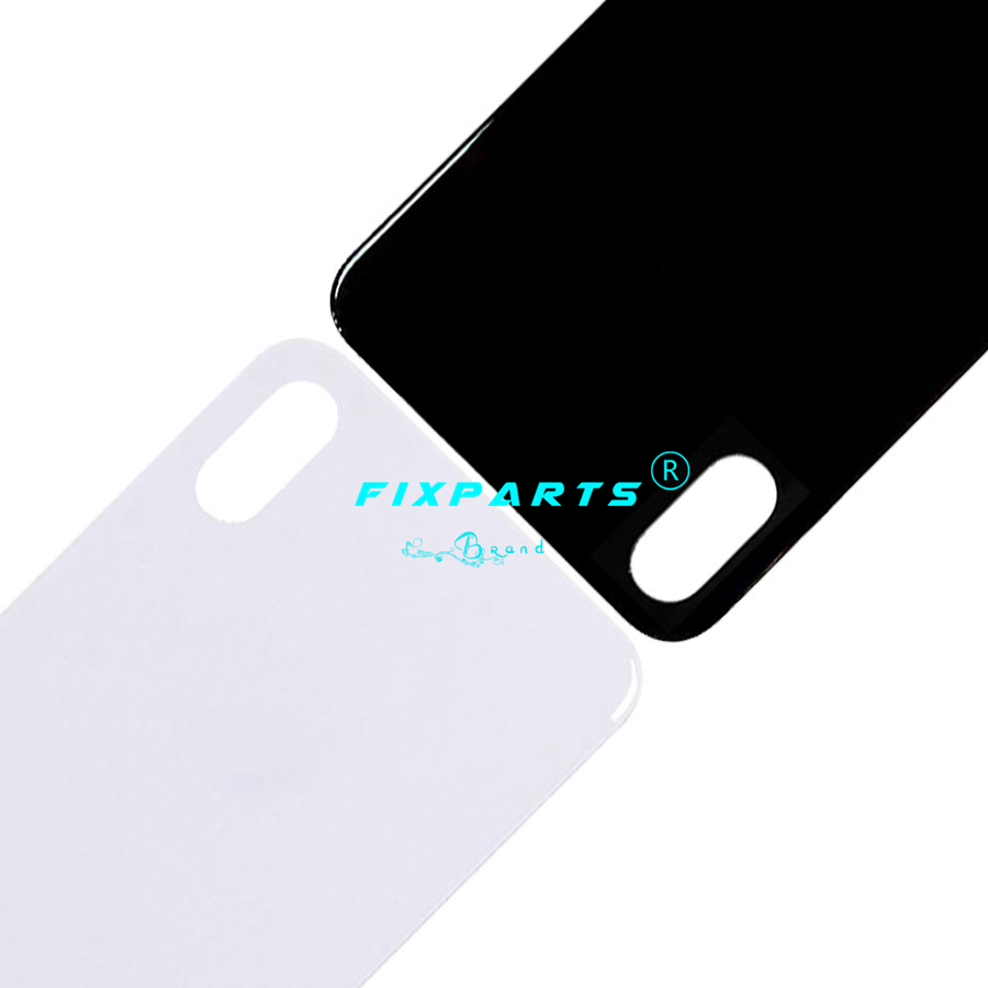 iphone X XS MAX XR Battery Cover Rear Glass