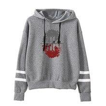 LISCN 2019 American drama strange story sweatshirt STRANGER THINGS letter printing men and women hoodie jacket autumn winter