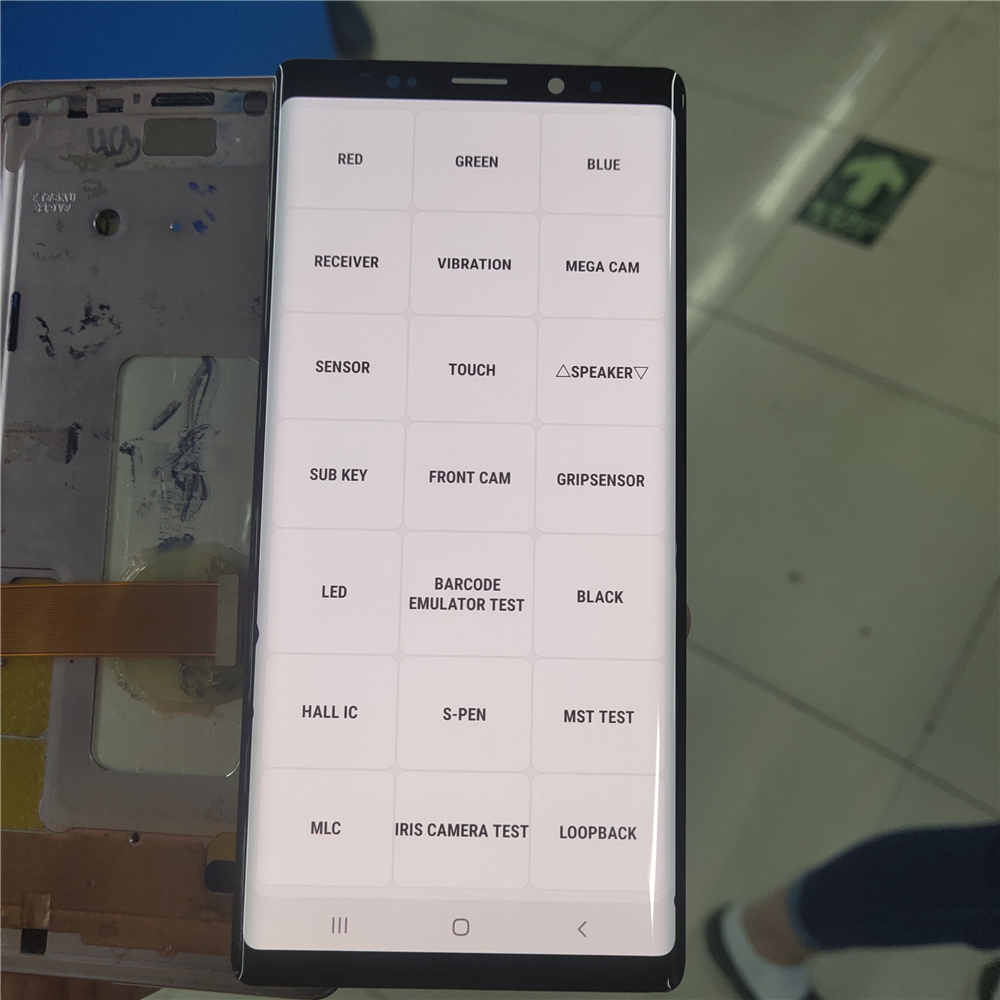Have Point For Samsung Galaxy Note 9 Note9 N960F N960U N9600/DS LCD Display Touch Screen Digitizer Assembly No Frame