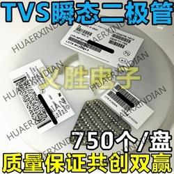 Diodo transiente smbj150a das tvs unidirecionais de 20 pces 150v (p6ke150a) DO-214AA