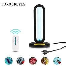 UV lamp Quartz Germicidal Disinfection 220V 110V 50W UVC CFL Ozone LED Light bulb Ultraviolet Sterilizer Kill Mite Home lamp