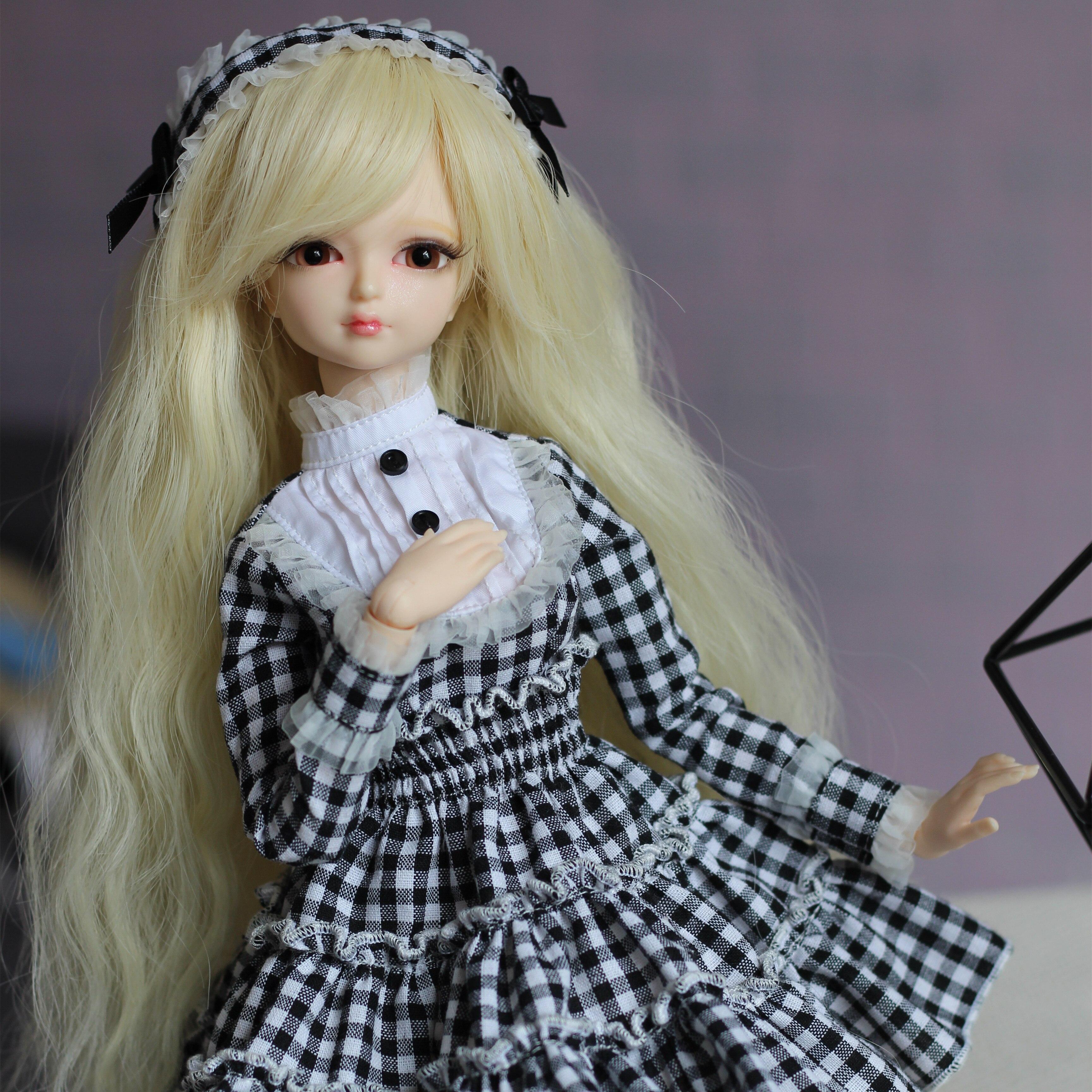 DBS 1/4 bjd 45 см шарнир тела кукла одежда костюм платье, только одежда без куклы без тела