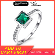 JewelryPalace Square 0.5ct สี(China)