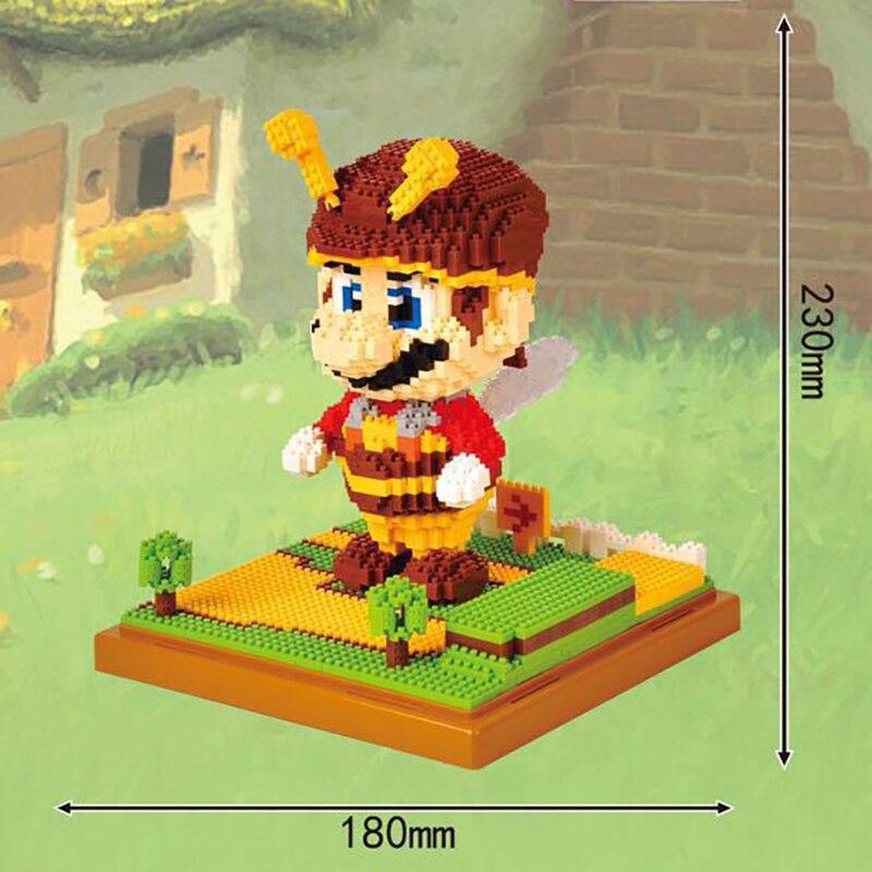 Super Mario Bros Micro Building Blocks 16