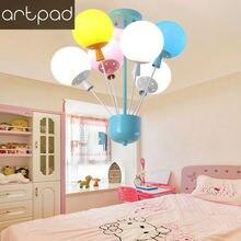 Креативный персональный воздушный шар подвесной светильник лампа