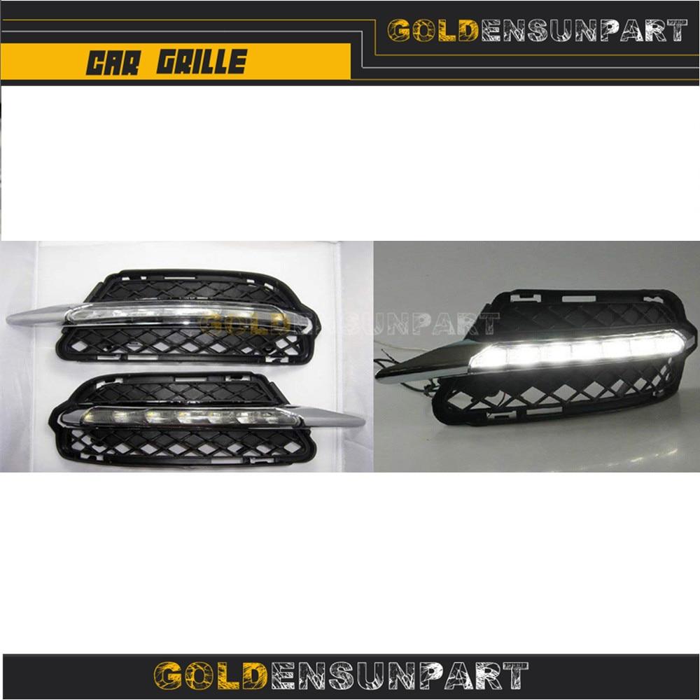 Details about  /New Fog Light Cover Driver Left Side for Mercedes LH Hand MB1038191 2048852922