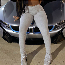 Stacked Leggings Trousers Joggers Femme Women
