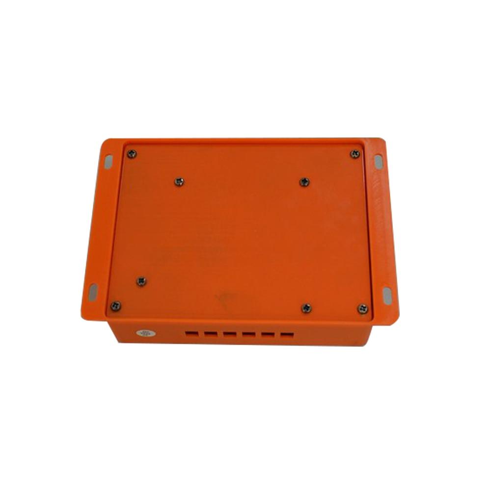 Controlador solar 12 24v 20a backlight lcd