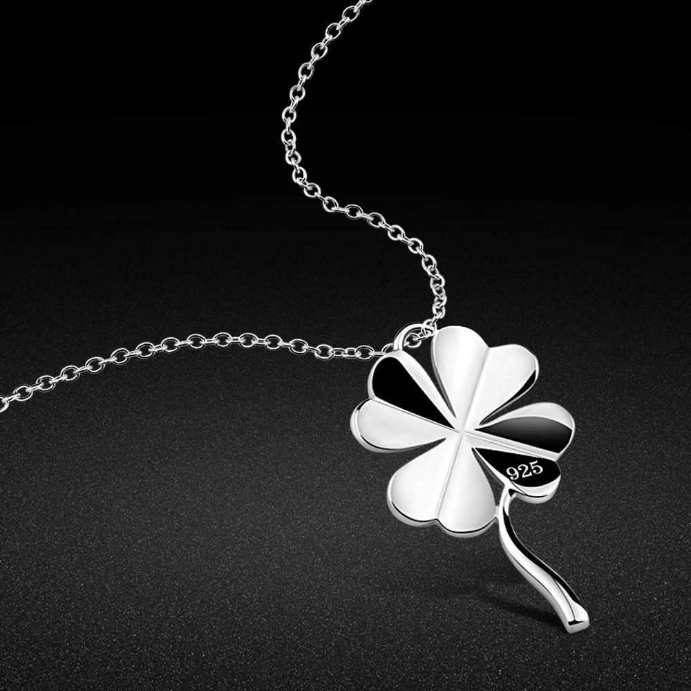 Women Fashion silver necklace Leaf Women Statement Necklaces Ladies Jewellery
