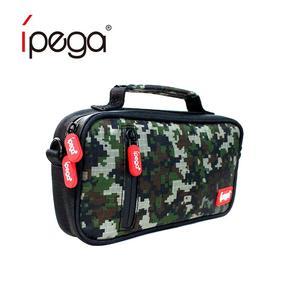 Image 2 - Сумка для хранения игровой консоли iPega PG 9185/9183, сумка, чехол, сумка через плечо, подходит для аксессуаров для консоли Nintendo Switch Lite