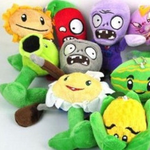 Dolls Toys Zombies Plants Stuffed Funny Soft Kids Vs for Gifts 15cm Children