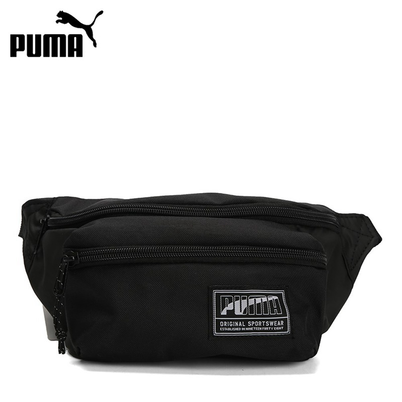 Original New Arrival  PUMA   Academy Unisex Waist Bag Sports Bags