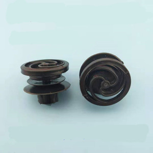 20pcs/lot Door Trim Panel Retainer Clip Fasteners For 98-on VW Golf For Passat 1988 On B5 10mm Auto Bumper Fastener hxh