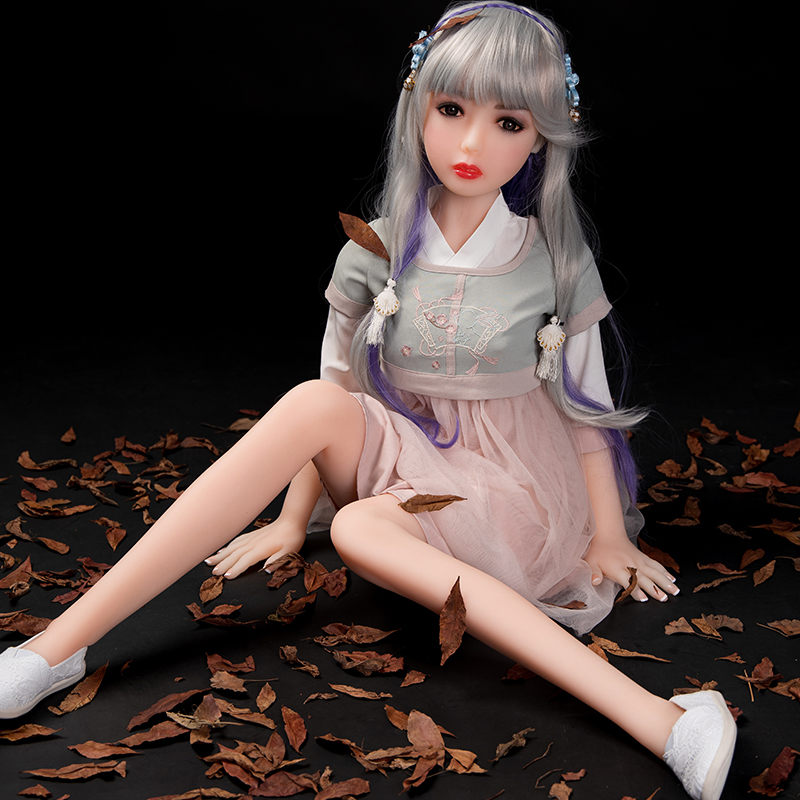USA Hot Selling 100cm Japan 18 Age Girl Doll 100% Medical TPE A Cup Small Breasts Boobs Tits Mini Sex Doll - 2