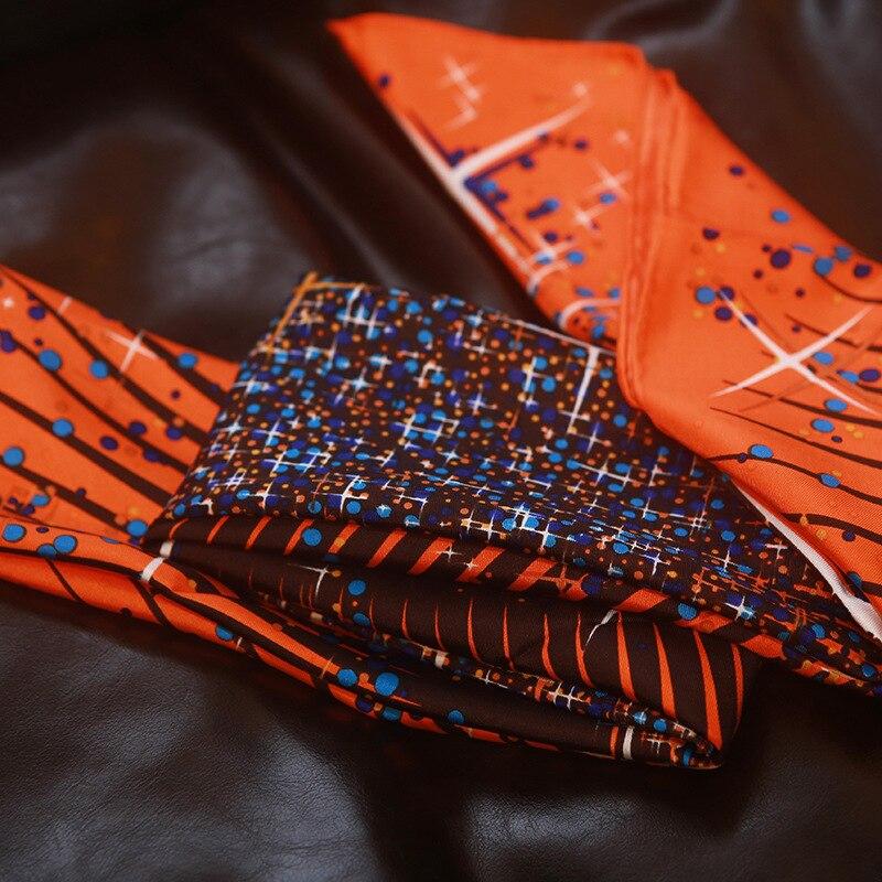 Limited Edition Big Brand Silk Scarves Mulberry Silk Heavy Weight Silk Square Scarves Scarves/silk Shawls