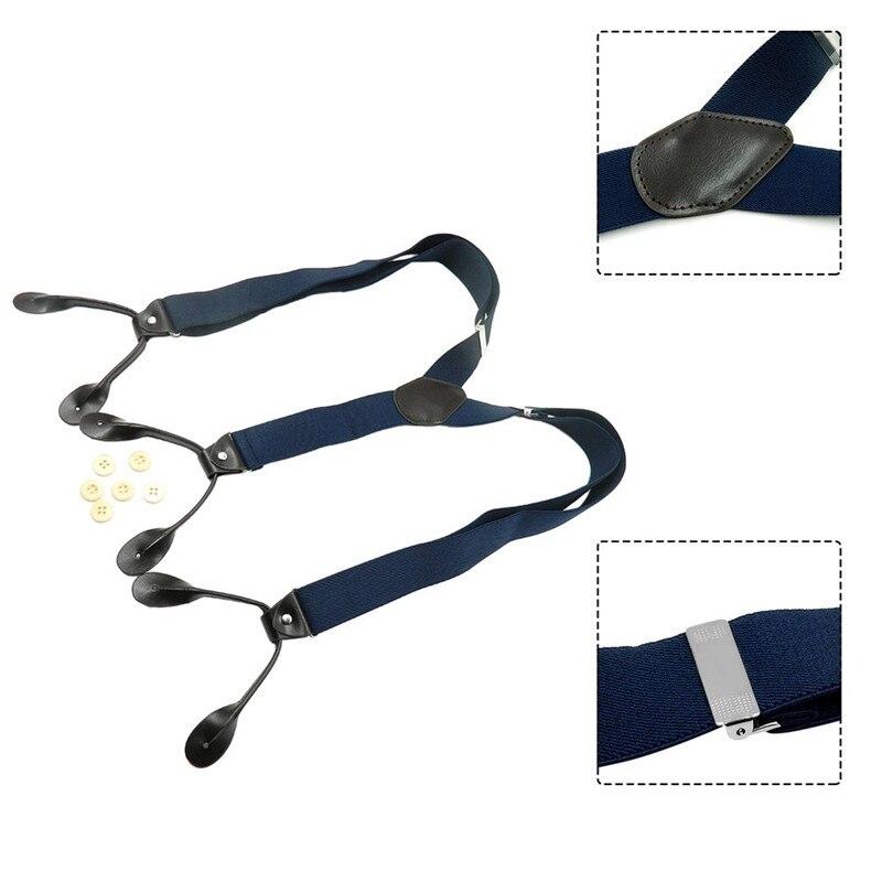 Men Shirt Stays Holder Gentleman Leg Suspenders Shirt Braces Elastic Uniform Nylon Business Suspenders Shirt Garters For Men Hot