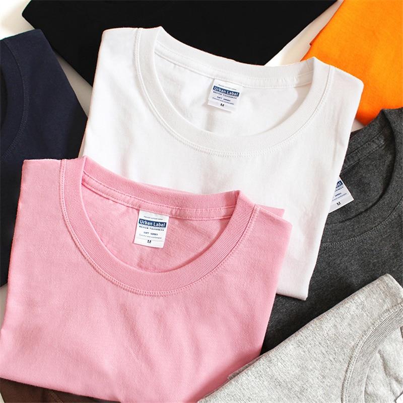 BOLUBAO Brand Men's Fashion T Shirt Men Casual Retro Simple T-Shirts Male  Solid Color 100% Cotton T Shirt Tops