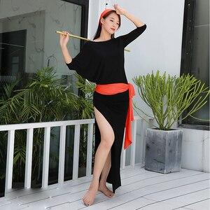 Женское платье для танца живота, цельное платье Baladi, тренировочный костюм для девочек, платье для танца живота, 2019