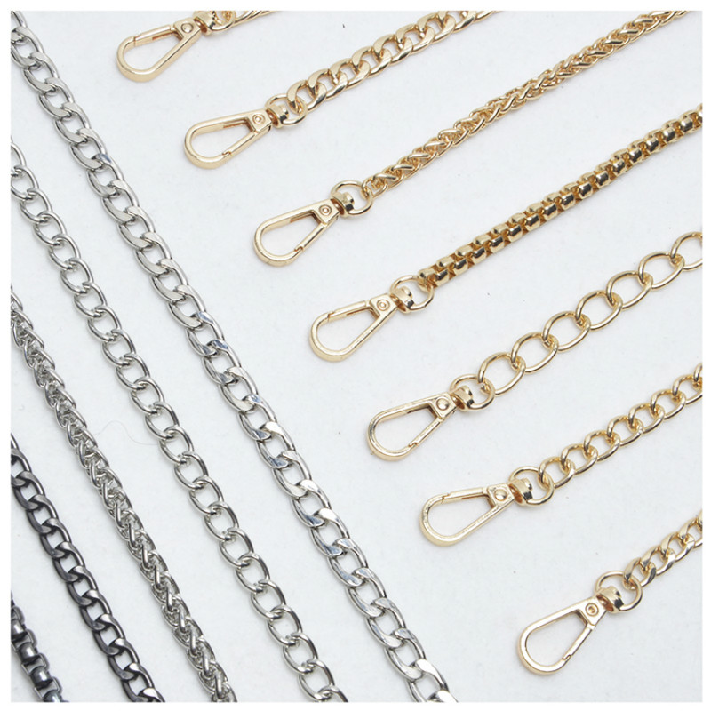 Metal Chain Bag Sheet Buy All Kinds Of Detachable Belt Buckle Strap Bag Strap Accessories With Cross Body