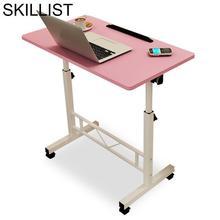 Escrivaninha Tray Notebook Escritorio Bureau Meuble Adjustable Portatil Bed Mesa Laptop Stand Tablo Study Desk Computer Table