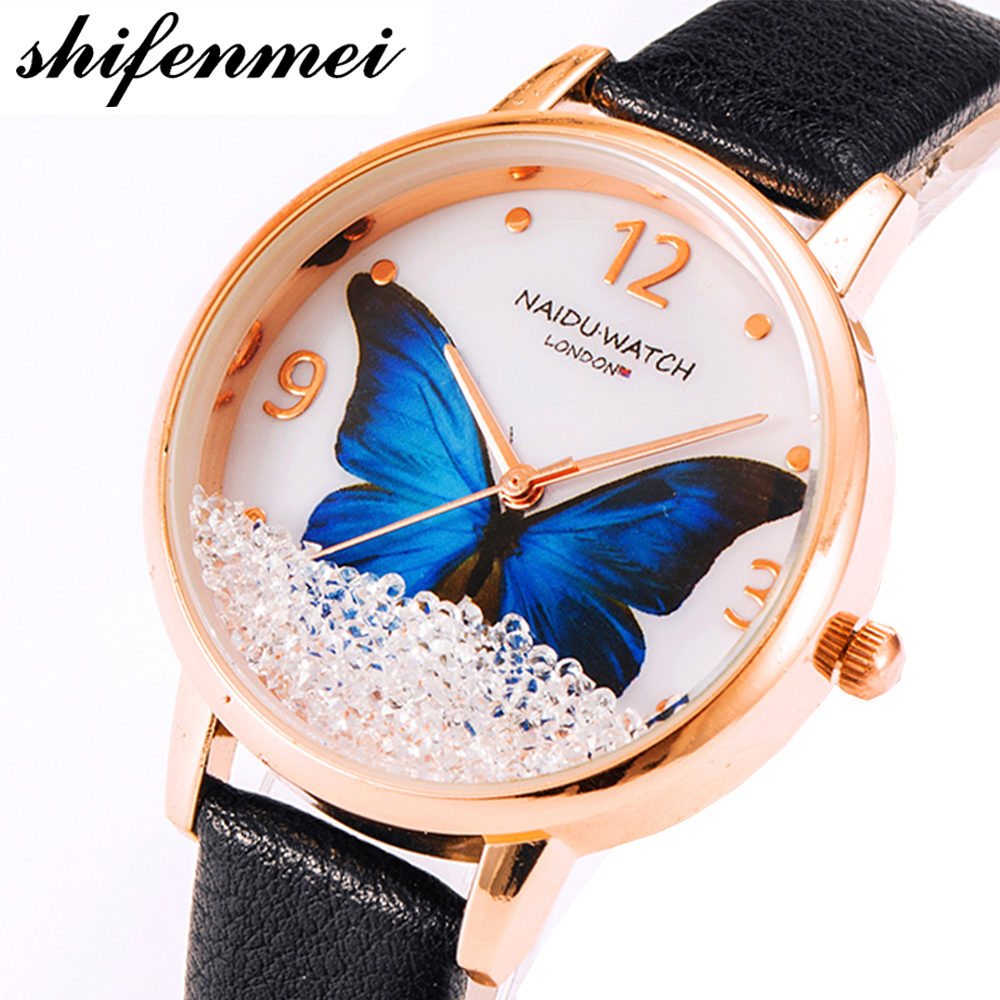 Shifenmei Women Watch Rose Gold 2020 Women's Mesh Belt Ultra-thin Montre Femme Fashion Relojes Para Mujer Luxury Wrist Watches
