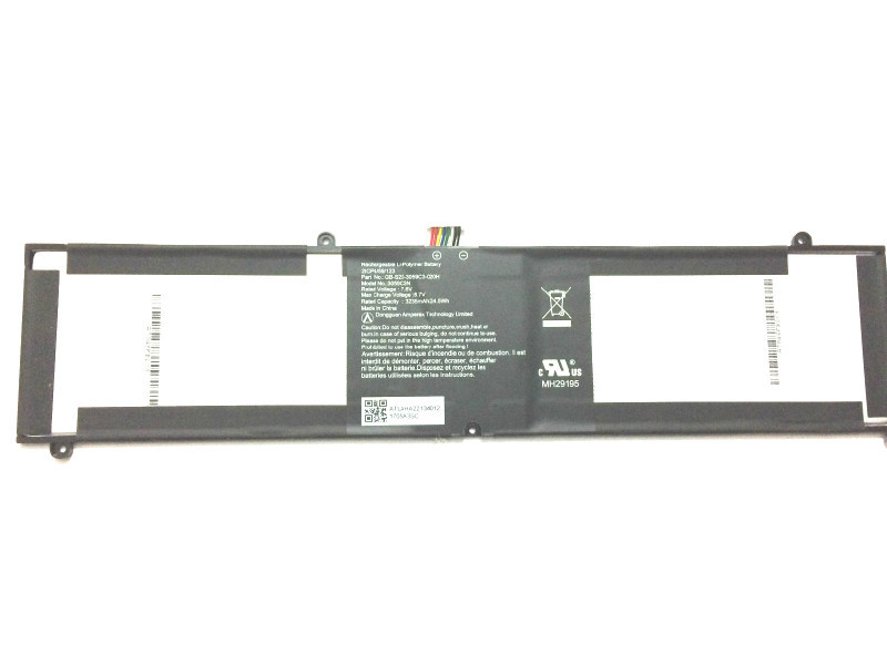 Battery 3059C3N For SONY GB-S20-3059C3-020H Li-ion 3235mAh/24.5Wh