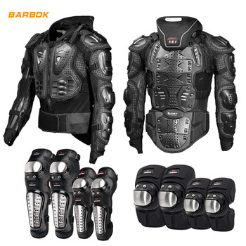 Body Protective Gear Motocross Armor Shockproof EVA Snowboard Motorcycle Cycle Moto Riding Jacket Protector Moto Protection wosawe motorcycle armor jacket motocross body protector ghost racing riding moto protective guard armor chest back protection
