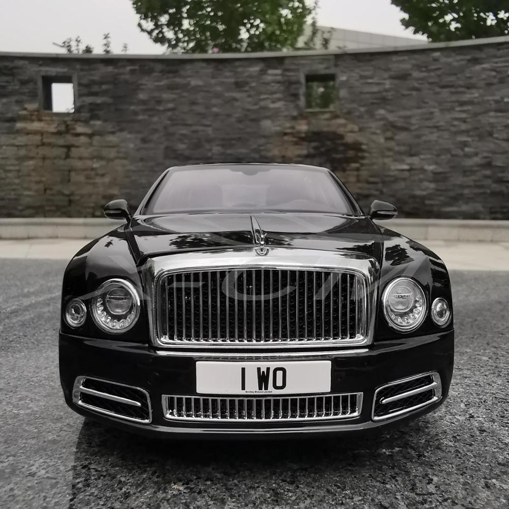 Image 2 - Diecast Car Model Almost Real Bentley Mulsanne W.O. Edition by Mulliner 1:18  + SMALL GIFT!!!!!-in Diecasts & Toy Vehicles from Toys & Hobbies