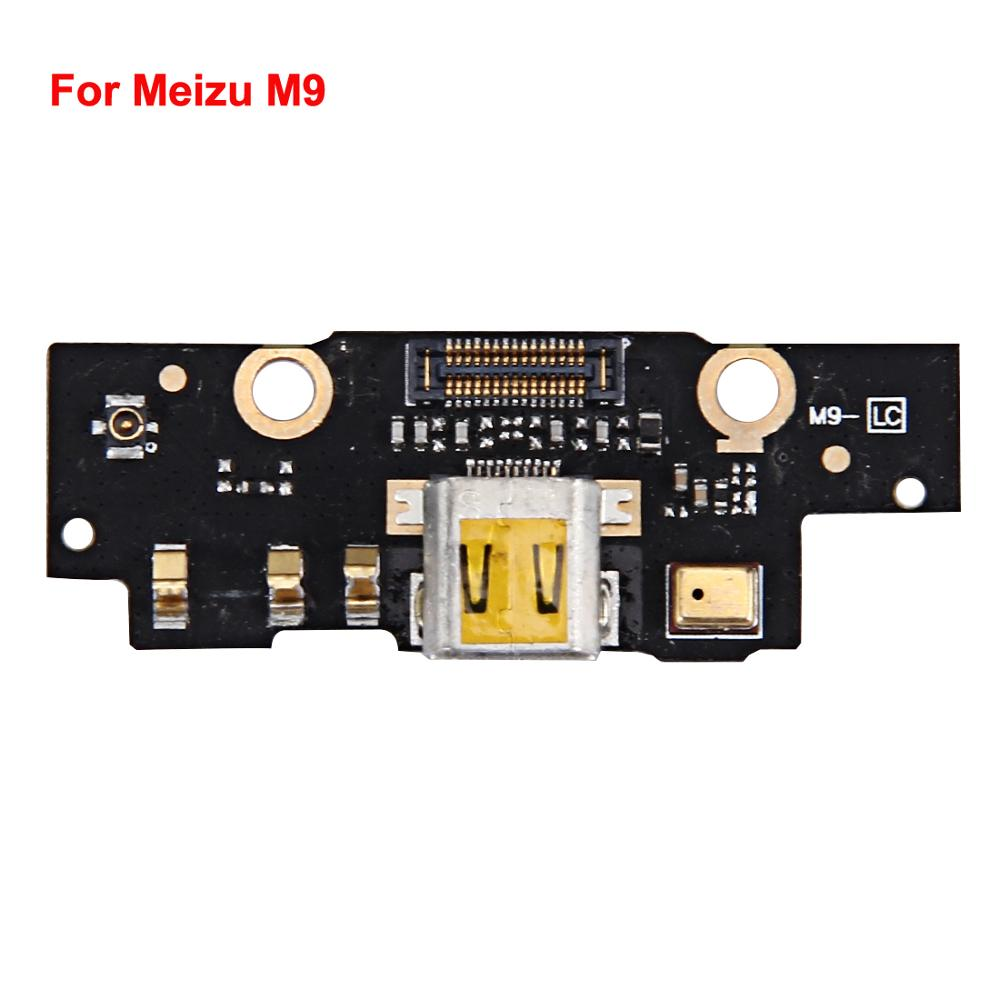 Replacement For Meizu M9 / M3 Note / M6 Note / M5S Charging Port Board Connector Board Parts Flex Cable For Meizu M6 / Meilan 6