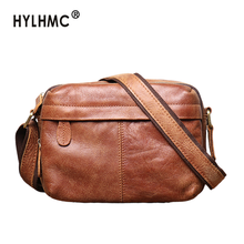 Retro Fashion Factory New Men Small Bag Shoulder Ba