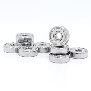 625ZZ Bearing 5*16*5 mm ABEC-5 ( 10 PCS ) Miniature 625Z Ball Bearings 625 ZZ For VORON Mobius 2/3 3D Printer Makefr Rs CNC32 full ceramic bearing 6002 15x32x9 mm ball bearings non magnetic insulating ptfe cage abec 3