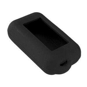 Image 5 - KEYYOU סיליקון מפתח Case עבור 2 בדרך לstarline E60 E61 E62 E90 E91 שלט רחוק מפתח fob