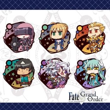 Anime Game Fate Grand Order torby wisiorek brelok akrylowy Arash Merlin Ozymandias Ishtar Kiyohime kolekcja zabawkowy brelok tanie i dobre opinie RANMO CN (pochodzenie) keychain Unisex Kostiumy
