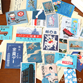 60 stücke Matchbox Retro Japan Mädchen Aufkleber Laptop Dekoration Karten Journal Scrapebook Koffer Telefon Fall Papier Schreibwaren Geschenk