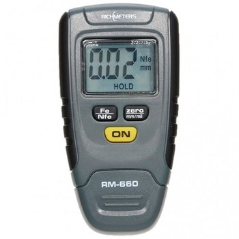 Calibre de espessura lkp rm-660