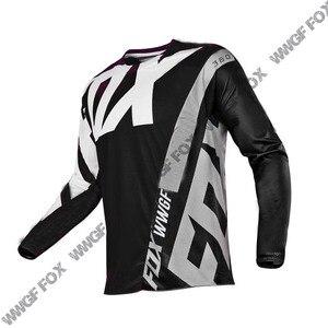 2021 индивидуальная команда moto mtb moto cross Джерси Enduro Maillot Hombre DH BMX MX Велоспорт горнолыжная Джерси Майки для велоспорта      АлиЭкспресс